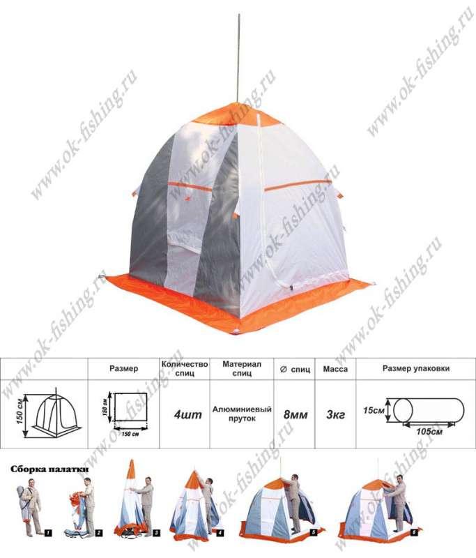 палатки для рыбалки томск