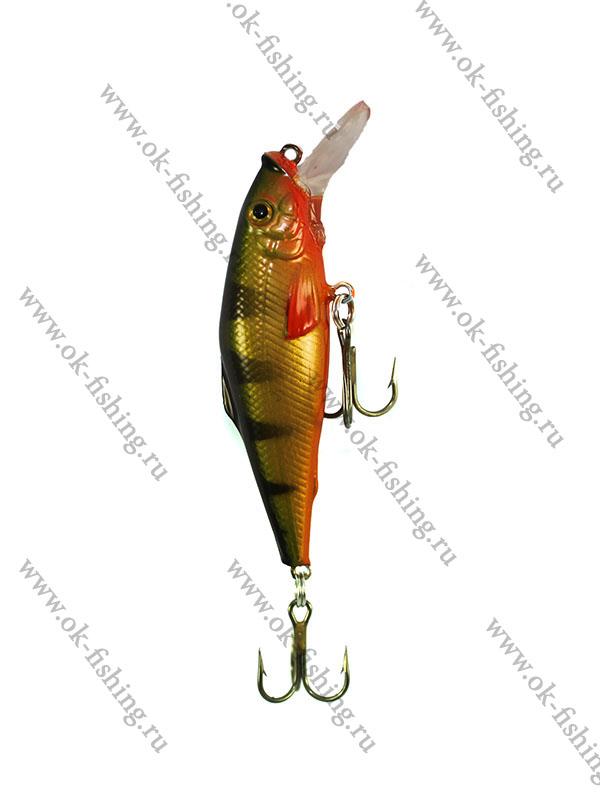воблер для осенней рыбалки на щуку